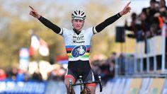 CDM #7 - Hoogerheide: Mathieu Van Der Poel prépare son deuxième Mondial - La finale de la Coupe du Monde de cyclo-cross se disputait ce dimanche à Hoogerheide, aux Pays-Bas, et le moins que l'on puisse écrire c'est qu'elle fut bien disputée. On débutait par une surprise avec la catégorie juniors, qui voyait la victoire finale du Néerlandais Dekker, au détriment du Belge Jaspers, 14è ce jour (voir ci-dessous). Chez les