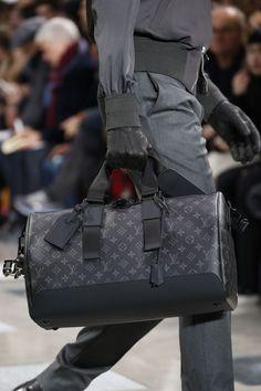 Louis Vuitton Fall 2016 Menswear Fashion Show Details - bags, work, designer, chanel, diaper, messenger bag *ad