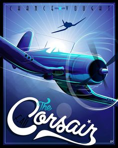 Squadron Posters features the worlds largest collection of military aviation prints inspired by the historic 'Join the Air Corps' posters of WWII. Air Fighter, Fighter Jets, Aviation Decor, Poster Art, Poster Ideas, F4u Corsair, Military Units, American Fighter, Fighter Aircraft