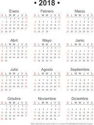 gratis calendarios para 2018 para imprimir szabadtèri pinterest