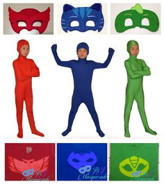 PJ Masks Unitards