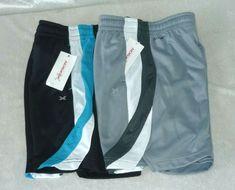 NEW Hurley navy blue shorts boys infant baby 2T 3T 4T  elastic waist drawstring