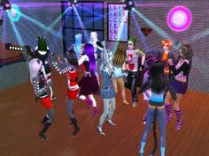 monster high tut party ideas | Cupid's Page - Monster High Dolls .com