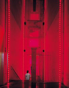 Stigmata - Claude Lévèque (MoMA 1999)