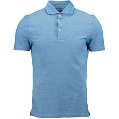 GRAN SASSO Poloshirt aus Baumwolle ► Das Poloshirt von GRAN SASSO ist aus hochwertiger Baumwolle hergestellt und erhält durch seine melierte Optik einen modischen Appeal. Ein klassischer Allrounder, der für einen sportlich eleganten Look steht!