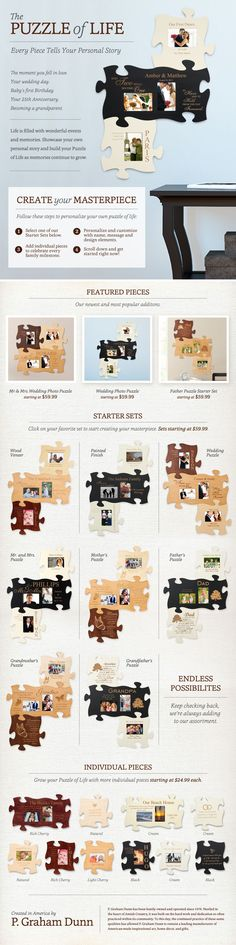 47 best puzzle frame images on Pinterest   Puzzle frame, Growth ...