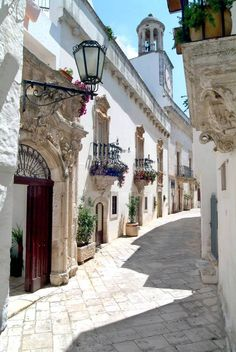 Puglia, Italy~~ Where mom was born.... still so rustic..