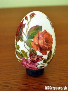 Decoupage egg #5 by ~M2Grzegorczyk on deviantART