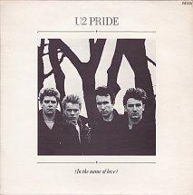 45cat - U2 - Pride (In The Name Of Love) / 4th Of July - Island - UK - ISD 202