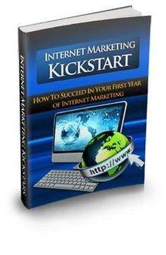 Internet Marketing Kickstart PDF eBook with resale rights