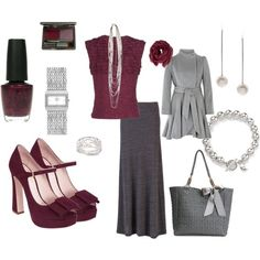 dressy outfit for all seasons