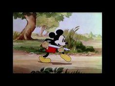 Mickey Mouse - Mickey's Garden (1935)
