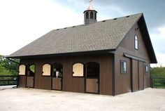 YES omg small but classy. DREAM BARN.