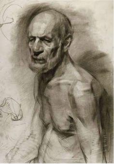 Колледжи, училища, школы – 644 photos   VK Drawing Heads, Life Drawing, Figure Drawing, Anatomy Art, Anatomy Drawing, Art Sketches, Art Drawings, Sketching Techniques, Hyper Realistic Paintings