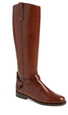 Tory Burch 'Derby' Riding Boot
