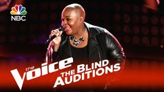 "The Voice 2015 Blind Audition - Tonya Boyd-Cannon: ""Happy"""