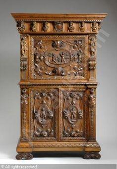 renaissance mobilier de Jean Goudjon - Google Search