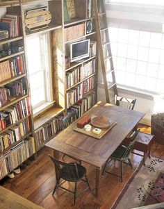 can we have a library... like this one?