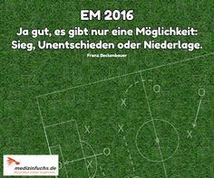 ⚽ Heute startet die #Fußball-EM 2016 in #Frankreich! ⚽ Startschuss ist um 21:00 Uhr Frankreich : Rumänien  Damit wünschen wir allen ein sportliches #Wochenende und übrigens findet das erste Deutschland-Spiel diesen Sonntag um 21:00 Uhr statt ⚽! #Freude #Spaß #Fun #Gesundheit #Preisvergleich #Medikamente