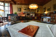 Historic: Northumberland property Cragside was the first house in the world to be lit by h...