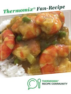 Recipe Curried Prawns by ThermoKazz, learn to make this recipe easily in your kitchen machine and discover other Thermomix recipes in Main dishes - fish. Recipe Community, Curry Powder, Prawn, Fish Recipes, Main Dishes, Seafood, Tips, Thermomix