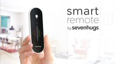 Magically control all your favorite devices and so much more. Smart Remote's screen instantly adapts to anything you point at.
