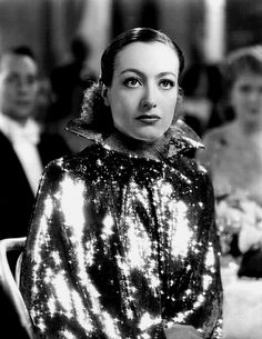 Gilbert Adrian, Joan Crawford in Sadie McKee directed by Clarence Brown, 1934