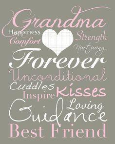 My grandma is the best!