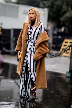 Street Style Fall 2018