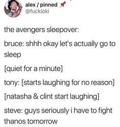 Avengers Humor, Funny Marvel Memes, Dc Memes, Marvel Jokes, Stupid Funny Memes, Funny Relatable Memes, Marvel Avengers, Marvel Comics, Funny Quotes