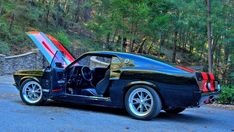 Dark Horse Customs 69 Mustang Mach 1, Ford Mustang Boss, Shelby Gt500, Dark Horse, Antique Cars, Horses, Antiques, Gallery, Vehicles
