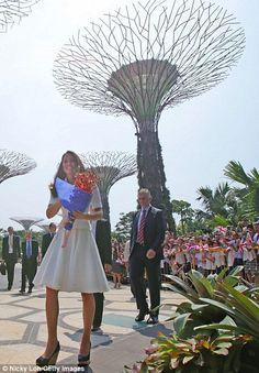 William & Catherine - Voyage officiel à Singapour _ 12 Septembre 2012 * SUITE
