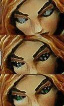 Miniature Painting Tutorial: Eyes