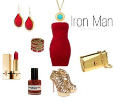 Iron Man 3 Inspired Outfits – For Everyday and The Red Carpet #IronMan3Event
