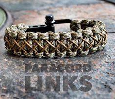 Paracord Braids, Paracord Knots, Paracord Bracelets, Link Bracelets, Survival Bracelets, Diy Elegant Nails, Diy Jewelry, Jewelry Making, Bracelet Sizes