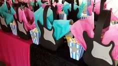 rockstar party favors ideas - Google Search