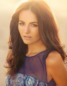 All our Camilla Belle Pictures, Full Sized in an Infinite Scroll. Camilla Belle has an average Hotness Rating of between (based on their top 20 pictures) Beautiful Celebrities, Most Beautiful Women, Brunette Beauty, Hair Beauty, Camila Belle, Non Blondes, Le Jolie, Dark Hair, Pretty Face