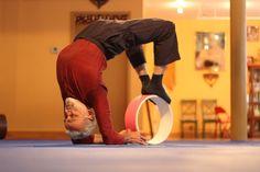 Reinventing the Wheel, the Dharma Yoga Wheel