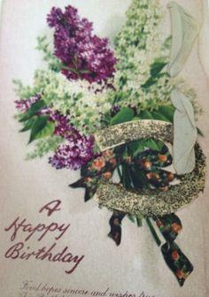 happy birthday lilacs