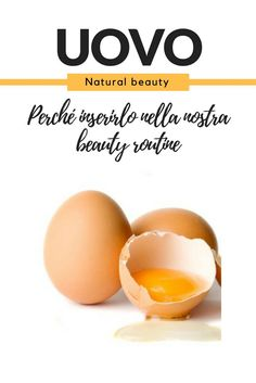 Ciao ragazze, oggi voglio parlarvi di un ingrediente che quasi tutti abbiamo in casa, ma che quasi nessuno utilizza in ambito beauty: l'uovo! Forse non tutti sanno che questo semplicissimo ingrediente viene utilizzato fin dai tempi più antichi per la