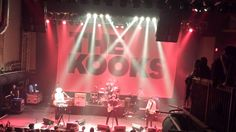 The Kooks at Rams Head Live on 10/8/14. Great show!