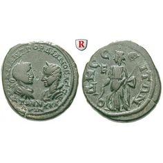 NEW  Römische Provinzialprägungen, Thrakien, Odessos, Gordianus III., Bronze 238-244, ss+: Thrakien, Odessos. Bronze 27 mm 238-244.… #coins