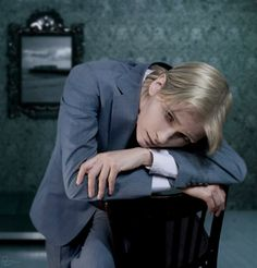 Fandom: Monster  Characters: Johan Liebert Country: Russia Cosplay by Paranoic Rat