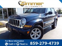 2006 *Jeep*  *Liberty* *Limited* *Edition*  98k miles $9,631 98272 miles 859-279-4739 Transmission: Automatic  #Jeep #Liberty #used #cars #ZimmerMotors #Florence #KY #tapcars