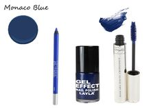 Monaco Blue Beauty @pantone http://styleblazer.com/158134/brighten-up-your-makeup-bag-with-beauty-buys-in-the-pantone-spring-2013-color-trends/7/