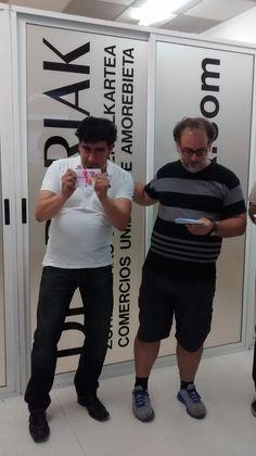 pintxolaris 2014 ganador de 100€ en #pintxoVales