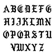 Graffiti Lettering Fonts, Tattoo Lettering Fonts, Calligraphy Fonts, Hand Lettering, Fonts For Tattoos, Tattoo Fonts Alphabet, Script Tattoos, Trendy Tattoos, Cute Tattoos