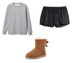 Otthoni by tamihoran on Polyvore featuring H&M and UGG Australia