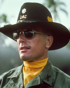 Robert Duvall // Apocalypse Now, 1979. Dir. Francis Ford Coppola //
