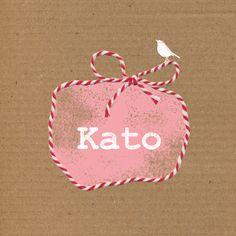 Kaartje Kato door Boefjespost.